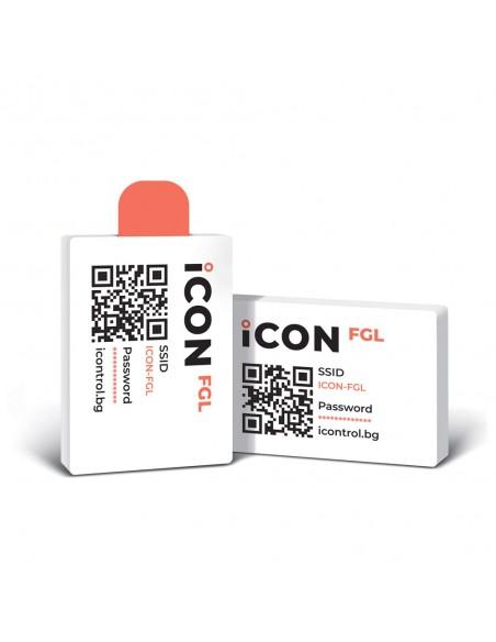 Интелигентно Wi-Fi управление за климатици iCON FGL